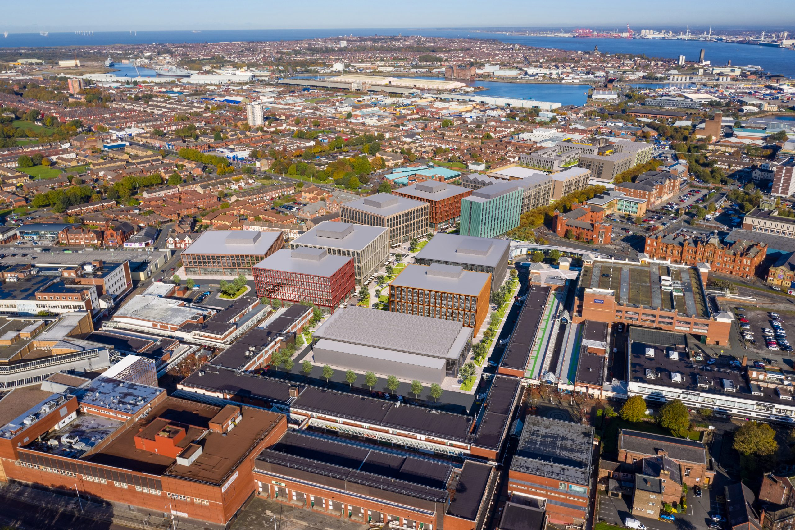 1.4m sq ft Birkenhead transformation ready for launch as planning approved –